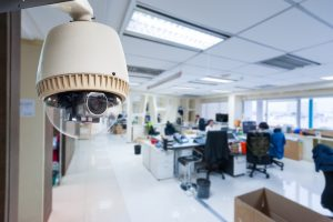 CCTV Camera In Workplace - Impact Security Group